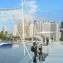 Brisbane prioritises new footbridge image