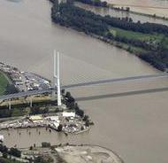 British Columbia scraps plan for 10-lane Massey bridge image