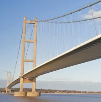 Cable inspection contract awarded for Humber Bridge image
