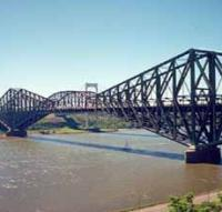 Canadian government takes action to restore Quebec Bridge image