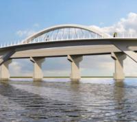Concept unveiled for Mystic River footbridge image