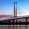 Construction of the new Champlain Bridge in Montreal, Canada to begin tomorrow image