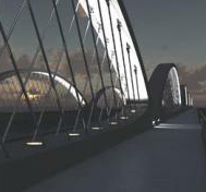Contract awarded for Fort Worth bridge image