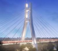 Contract awarded for Romanian cable-stayed bridge image