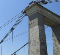 Contract awarded for refurb of French suspension bridge image