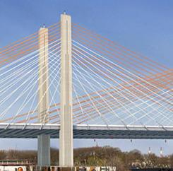 Contract let for next phase of Kosciuszko Bridge image