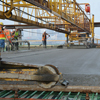 Deck pour marks progress for Kennedy Bridge image