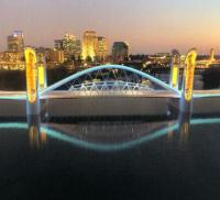 Design chosen for Sacramento lift bridge image