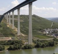 Final launch completes deck for High Moselle Bridge image