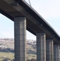 Four-year contract awarded for repainting of Erskine Bridge image