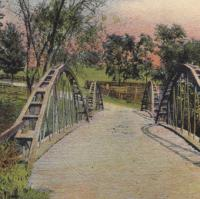 Fundraising campaign launched for historic iron bridge image