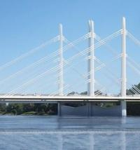 Hamburg picks winning design for new bridge image