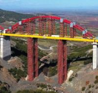 Monitoring contract awarded for 14 Greek rail bridges image