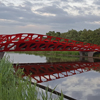 New bicycle bridge for Delft image