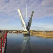 Rhyl planners consider bridge application image