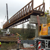 Single lift for new footbridge project image
