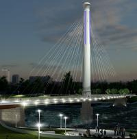 Site purchase costing $1 clears way for Smokestack Bridge image