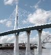 Tender details published for Fourth Panama Bridge image