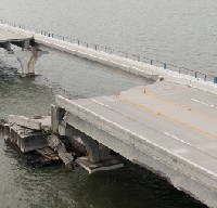 Timescale set out for Pensacola Bay Bridge repairs image