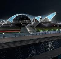 Work set to start on Hull footbridge image