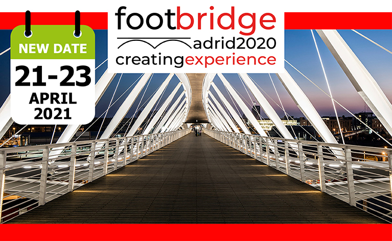Footbridge Awards Madrid