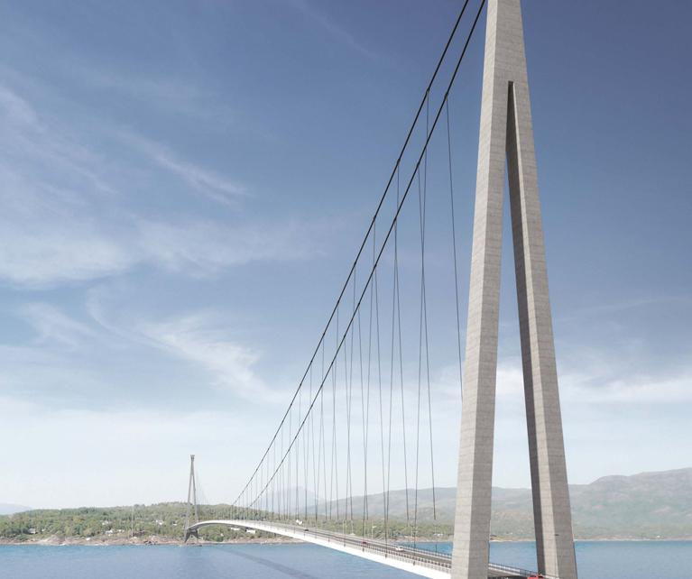 Thesis design span by span bridges