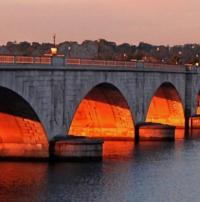 Contract awarded for major refurb of Arlington Memorial Bridge logo