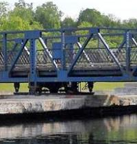 Steelwork contract awarded for Ontario swing bridge logo