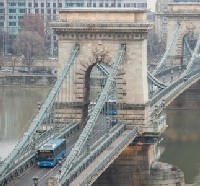 Renovation of historic Hungarian bridge set to start logo