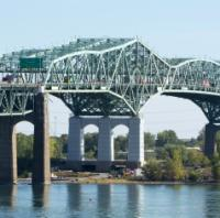 Team picked for removal of old Champlain Bridge   logo