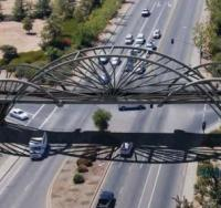 Funding secured for Californian cycle bridge logo