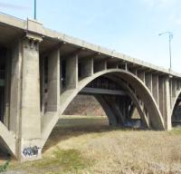 Three teams shortlisted for Ontario road and bridge project logo