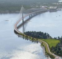Contracting alliance appointed for Helsinki's Crown Bridges logo
