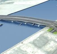 Contract awarded for Dubai bridge logo