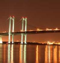 Contract awarded for enhanced collision protection at Delaware bridge logo