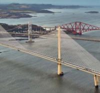 Scotland launches tourism strategy for Forth bridges logo