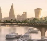 Report allocates blame for London's failed Garden Bridge project logo