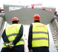 Deck completed for Polcevera Viaduct replacement logo