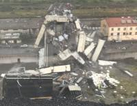 Dozens feared dead in Italian bridge collapse logo