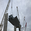 Second span installed for new Polcevera Viaduct  logo