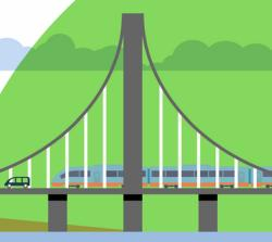 Proposal unveiled for new Severn bridge logo