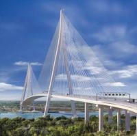 Winning bid announced for US-Canada bridge logo