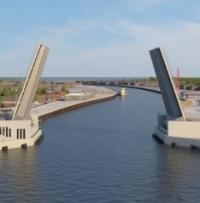 Contracting team named for Great Yarmouth bascule bridge logo