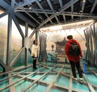 Bridge museum opens in China logo