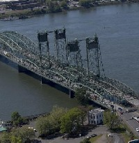 Planning resumes for new Columbia River bridge logo