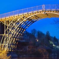 Crowdfunding campaign launched for Iron Bridge repairs logo