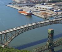 British Columbia issues tender for retrofits of two key bridges logo