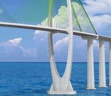 Brazil signs agreement for 12km bridge logo