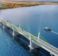 Work begins on 3.2km bridge over Lake Victoria logo