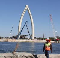 Update issued on delayed Botswana bridge logo